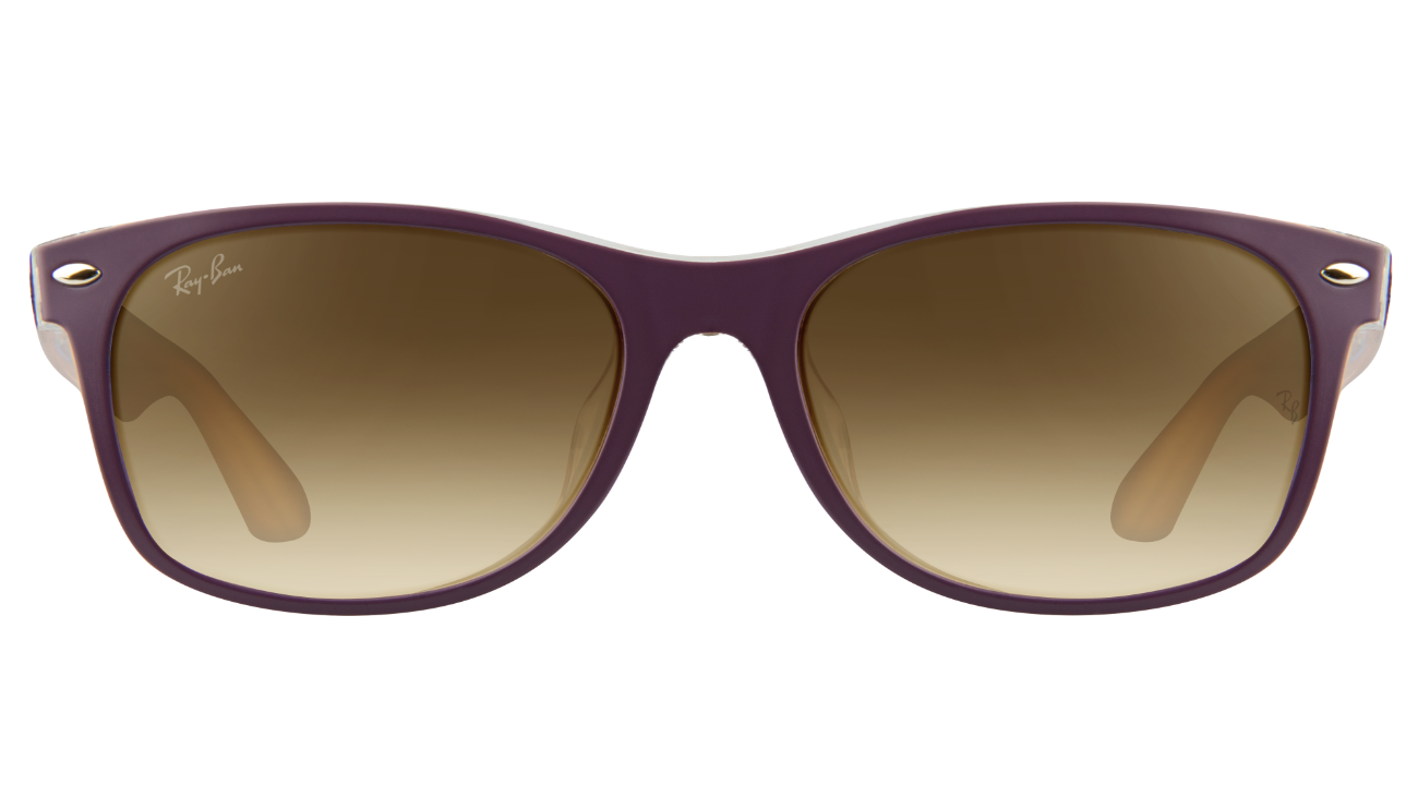 Ray Ban RB2132F New Wayfarer (F) 619285 Women's Sunglasses RBA-RB2132F-619285